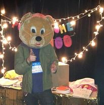 This is the first bear suit I've ever owned and it happened in my 30s.